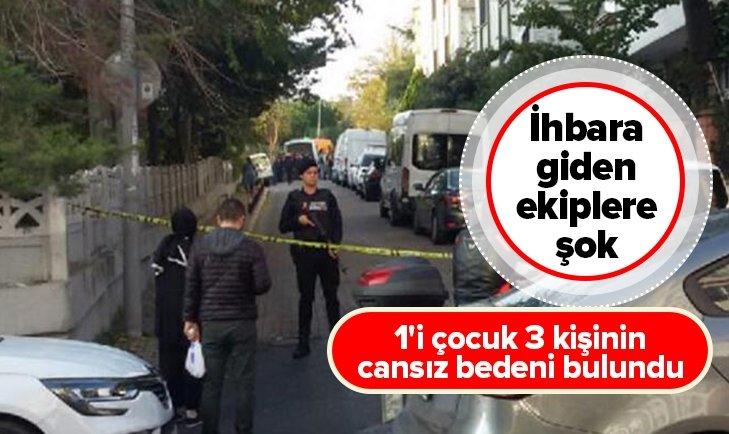 İSTANBUL'DA FELAKET! 1'İ ÇOCUK 3 KİŞİNİN...
