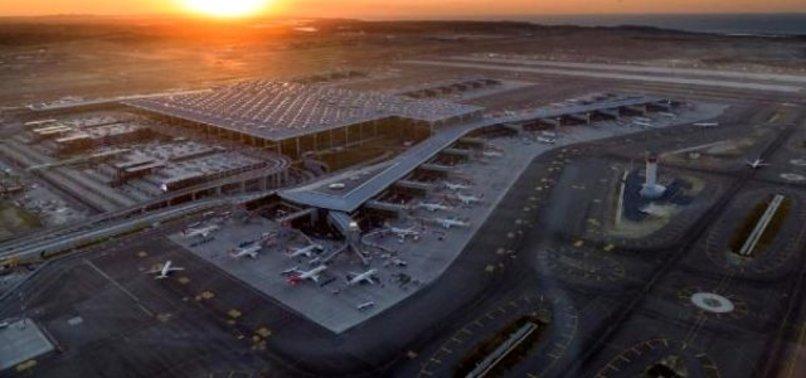 İstanbul Havalimanı'nın 3'üncü pisti için geri sayım başladı! 18 Haziran'da açılışı yapılacak