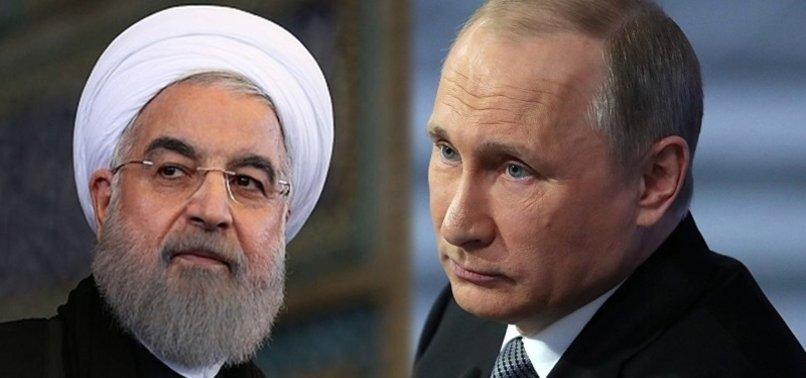 RUSYA'DAN ABD'YE KARŞI İRAN'A DESTEK GELDİ