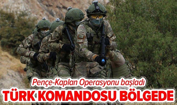Türk komandosu Haftanin'e girdi