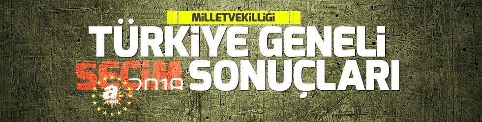 Son Dakika: 24 Haziran milletvekili seçim sonuçları belli oluyor! İşte Türkiye geneli seçim sonuçları