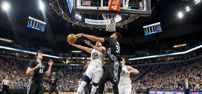 NBA'DE WARRİORS KÖTÜ GİDİŞE DUR DİYEMEDİ
