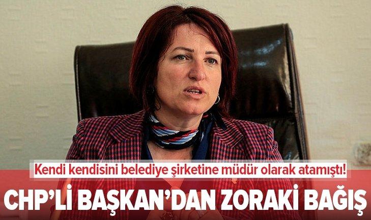 İLKAY GİRGİN ERDOĞAN'DAN ZORAKİ BAĞIŞ!