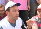 İBB önündeki hak mücadelesi 9. gününde... İşçiler İmamoğlu'na seslendi: Namus sözünüzü tutun  Video