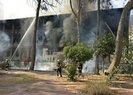 Bir Zamanlar Çukurova setinde yangın çıktı