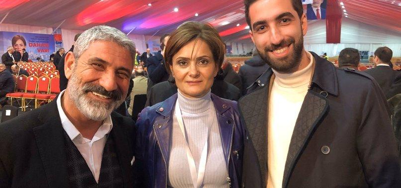 Bu mu liyakat? CHP'li Tuzla İlçe Başkanı Hasan Uzunyayla ve Tuzla Belediye Başkan adayı Salim Gürsoy İBB'de göreve başladı