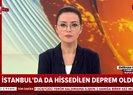 Son dakika: İstanbulda deprem mi oldu? 24 Eylül AFAD, Kandilli İstanbul deprem merkez üssü neresi?
