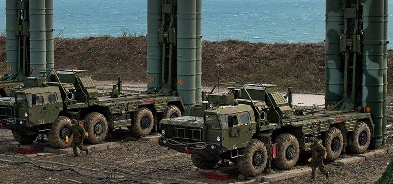 RUSYA'DAN 'S-400 ANLAŞMASI TAMAM' AÇIKLAMASI
