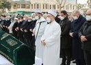 Son dakika: Yavuz Bahadıroğluna veda! Cenaze törenine Başkan Erdoğan da katıldı