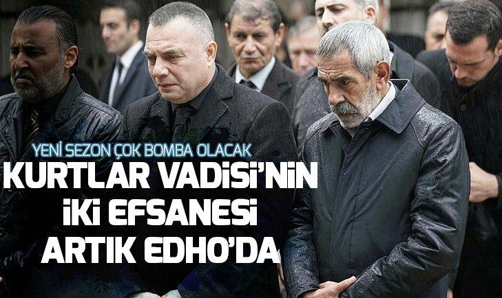 'EŞKIYA'YA İKİ YENİ TRANSFER