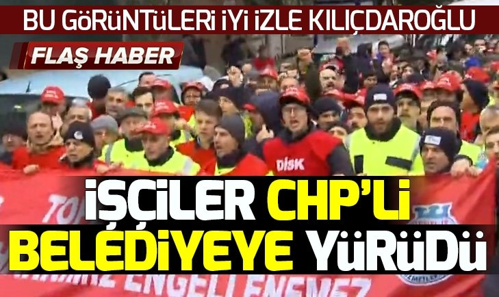 CHP'YE BEŞİKTAŞ'TA ŞOK! AYAKLANDILAR