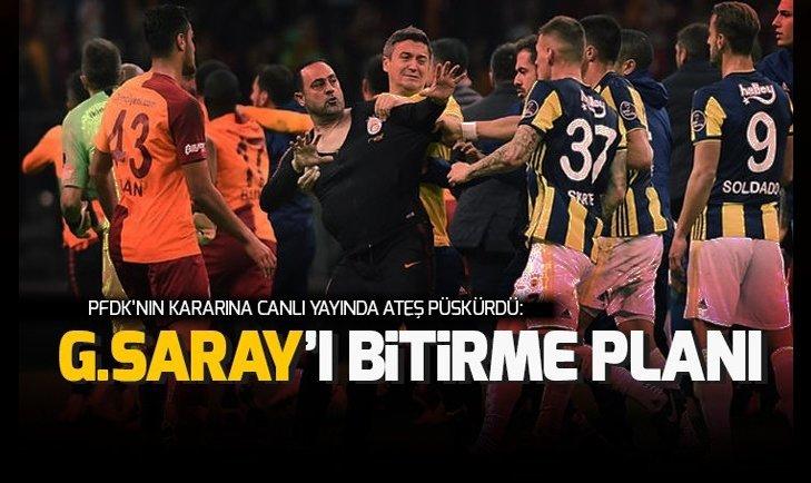 GALATASARAY'I BİTİRME PLANI!