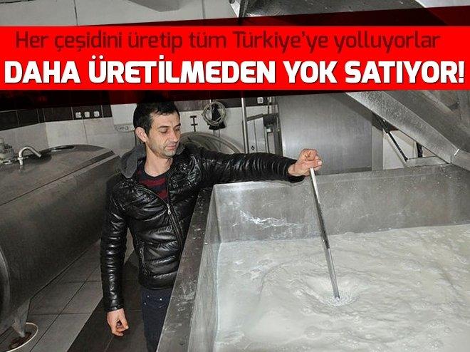 LİTRESİ 5 LİRA OLAN SÜT YOK SATIYOR!