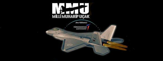 İşte ilk yerli savaş uçağı | Paris'te tanıtıldı...