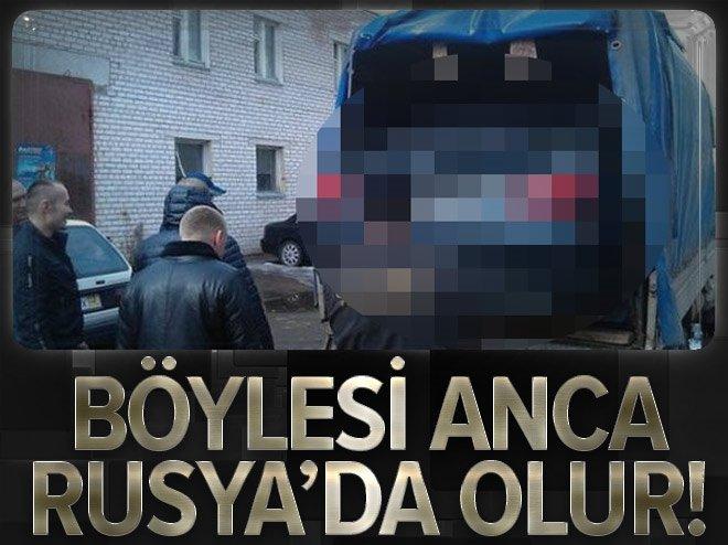 BUNLARI SADECE RUSYA'DA GÖREBİLİRSİNİZ!