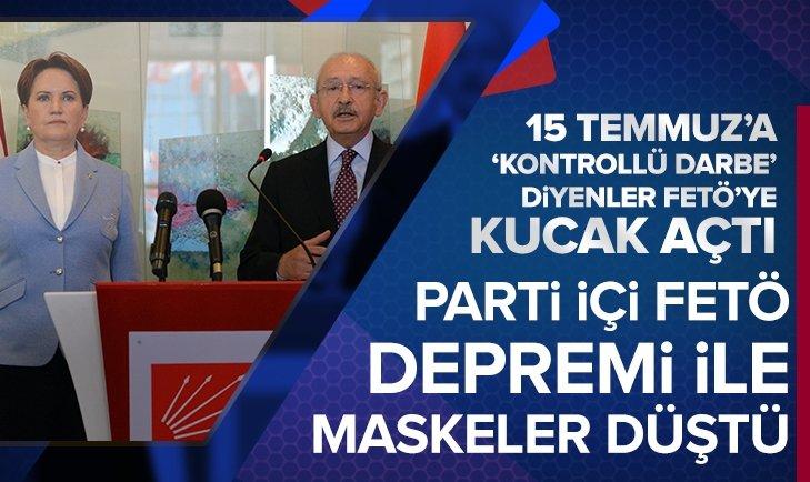 İşte CHP ve İYİ Parti'nin FETÖ dosyaları