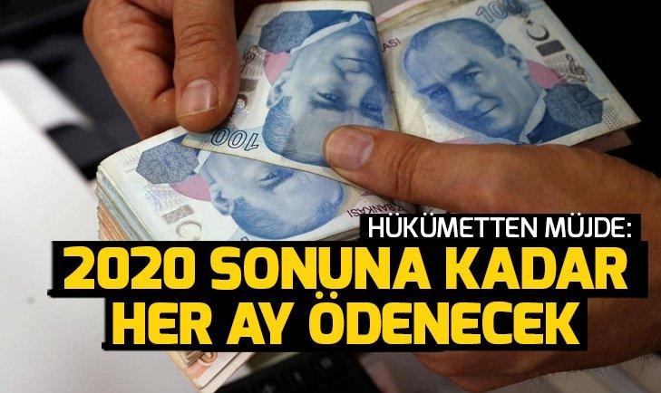SANAYİ VE TEKNOLOJİ BAKANI MUSTAFA VARANK'TAN MÜJDE: ARALIK 2020'YE KADAR...
