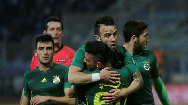Ziraat Türkiye Kupası 5. tur rövanş maç özetleri