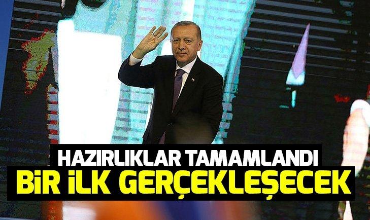 Başkan Erdoğan, gençlere videolu mektup uygulaması ile seslenecek