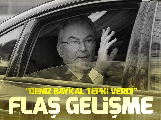 DENİZ BAYKAL'IN DOKTORUNDAN AÇIKLAMA VAR!