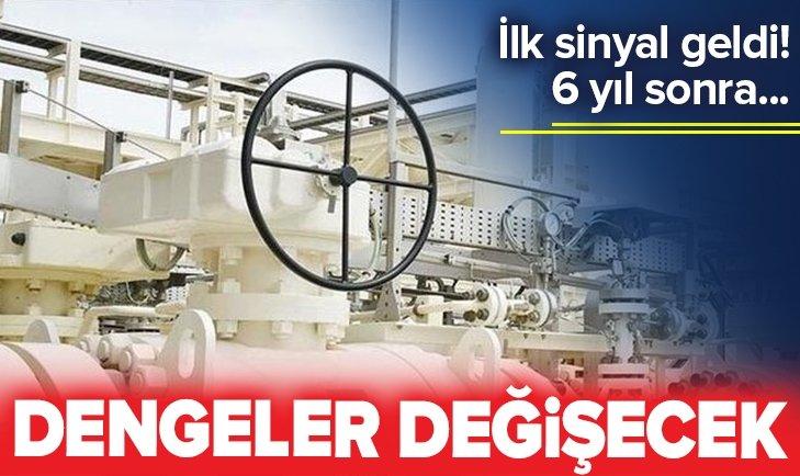 DENGELER DEĞİŞECEK! İLK SİNYAL GELDİ