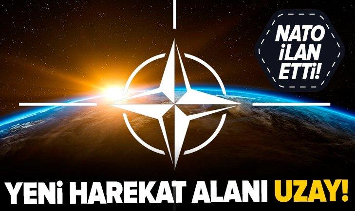 NATO, UZAYI YENİ HAREKAT ALANI İLAN ETTİ