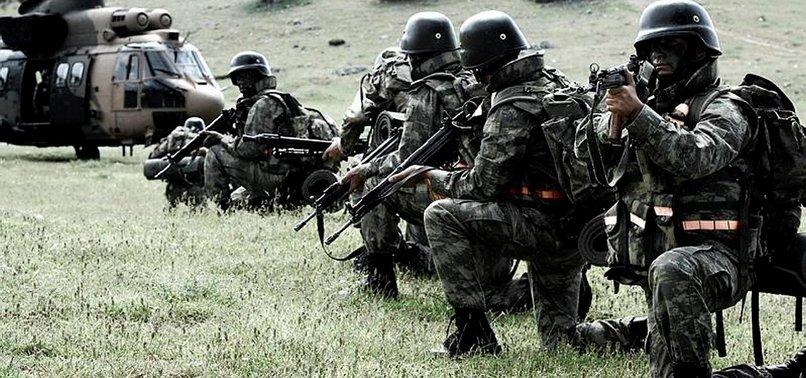 PKK'YA AĞIR DARBE! 2'Sİ ÜST DÜZEY 45 TERÖRİST...