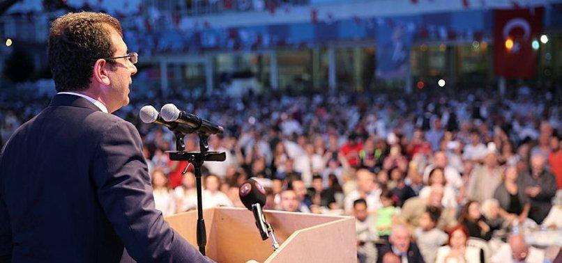 CHP'NİN ADAYI EKREM İMAMOĞLU'NDAN ORDU VALİSİ'NE HAKARET