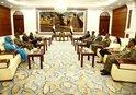 SUDAN'DA ÖNEMLİ GELİŞME! DEVLET BAŞKANLIĞI KONSEYİ ÜYELERİ YEMİN ETTİ