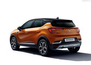 2020 Renault Captur tasarımıyla büyüledi! Renault Captur'ın motor ve donanım özellikleri neler?