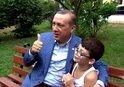 ÇOCUKLARIN 'TAYYİP DEDE' SEVGİSİ