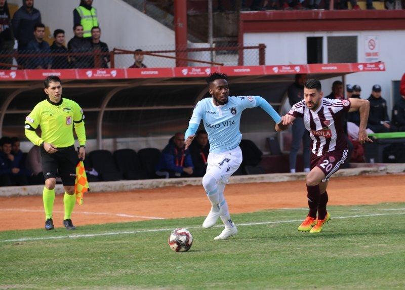 Hatayspor - Başakşehir maçında dikkat çeken detay!