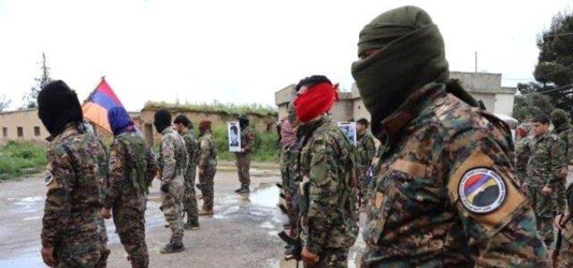 Ermenistan cephesindeki PKK'lılar!