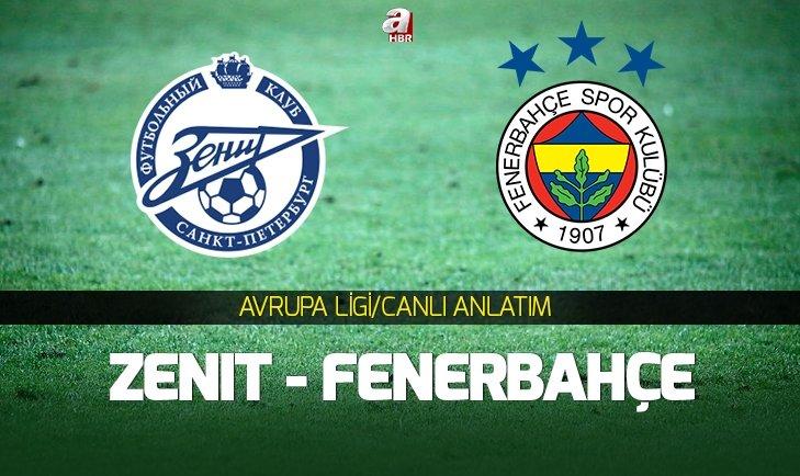 FENERBAHÇE'NİN İLK 11'İ BELLİ OLDU!