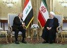 Ruhani ve Adil Abdulmehdi'den ABD'ye flaş mesaj