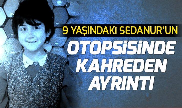 Sedanur Güzel'in otopsisinde kahreden ayrıntı: Tecavüz bulgusuna rastlandı