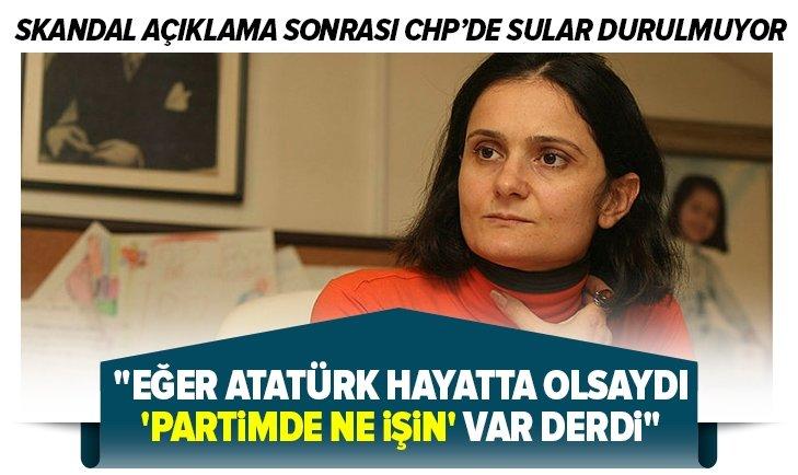 CHP'de Kaftancıoğlu krizi!