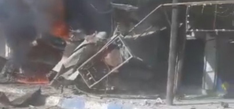 TEL ABYAD'DA BOMBALI SALDIRI