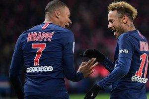 PSG'de Neymar ve Mbappe depremi!