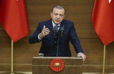 Erdoğan'dan İsmail Küçükka'ya sert tepki