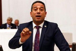 CHPli vekil Ali Mahir Başarır Yunan basınında manşet oldu