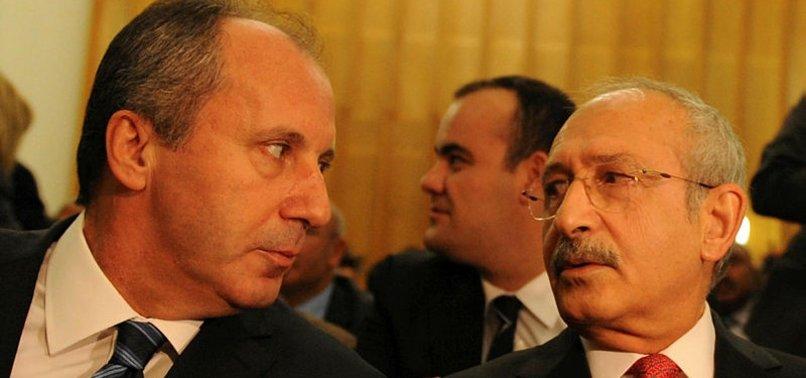 AK Parti'den Kemal Kılıçdaroğlu ve Muharrem İnce yorumu - A Haber Son Dakika Gündem Haberleri