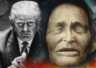 Trump hakkında korkunç gerçek! Ünlü kahin hastalanacak demişti...