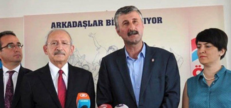 CHP VE İYİ PARTİ'NİN BEYOĞLU'NDA ORTAK ADAY TERÖR SEVİCİ ALPER TAŞ OLDU!