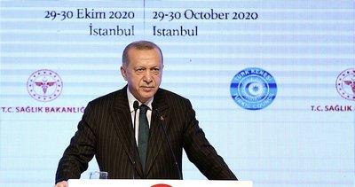 Son dakika: Başkan Erdoğan'dan İzmir depremi hakkında önemli açıklamalar