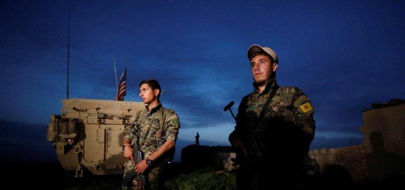 ABD'NİN SATTIĞI TERÖR ÖRGÜTÜ YPG/PKK ŞİMDİ DE İSRAİL'E SARILDI