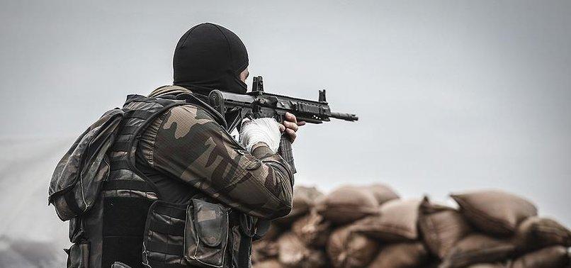 3 PKK'LI TERÖRİST YAKALANDI