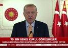 Başkan Erdoğan: Kovid-19 Salgınla birlikte Dünya Beşten Büyüktür tezinin haklılığını bir kez daha görmüş olduk