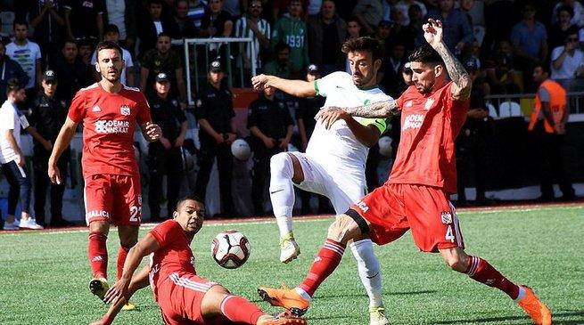 Sivasspor'a kupada Bodrumspor şoku!