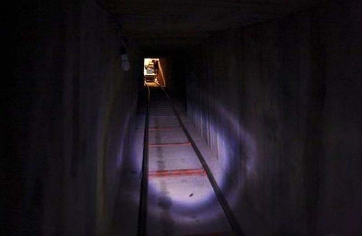 Amerikan askerlerini çıldırtan tünel!